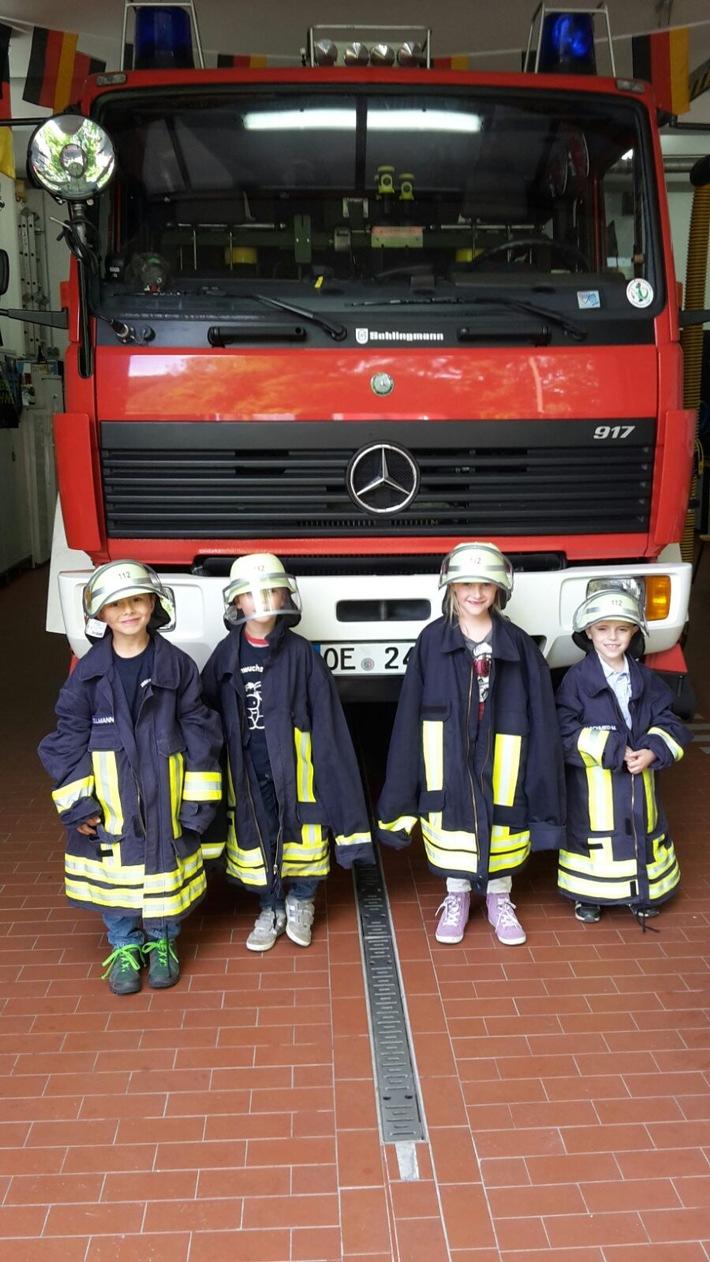 FW-OE: Brandschutzerziehung in Hofolpe