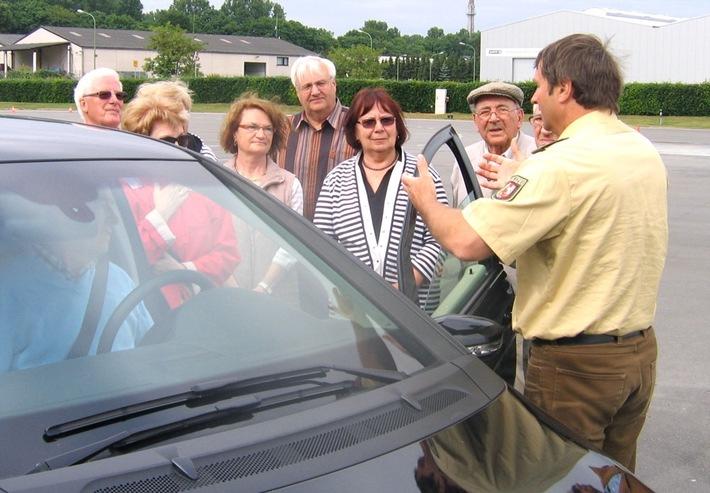 POL-DN: Wieder Verkehrsseminare für Autofahrer 60+