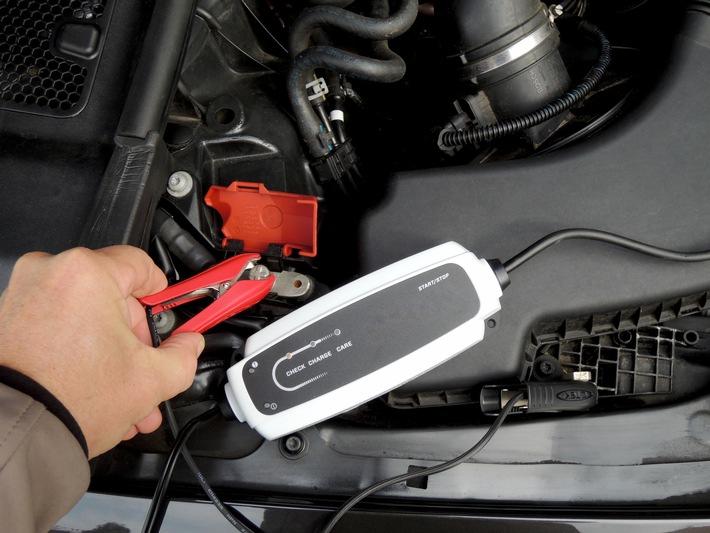 GT�-Wintertipps: Auf volle Batterieladung achten!