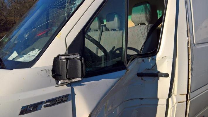 POL-HA: Polizei stellt Transporter eines Unternehmensgründers sicher