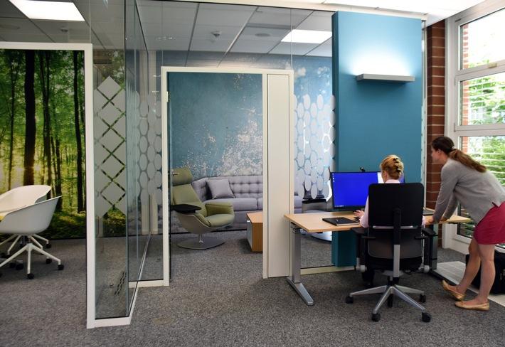 Arbeitsplatz der Zukunft: AXA Deutschland startet Umbau aller Standorte