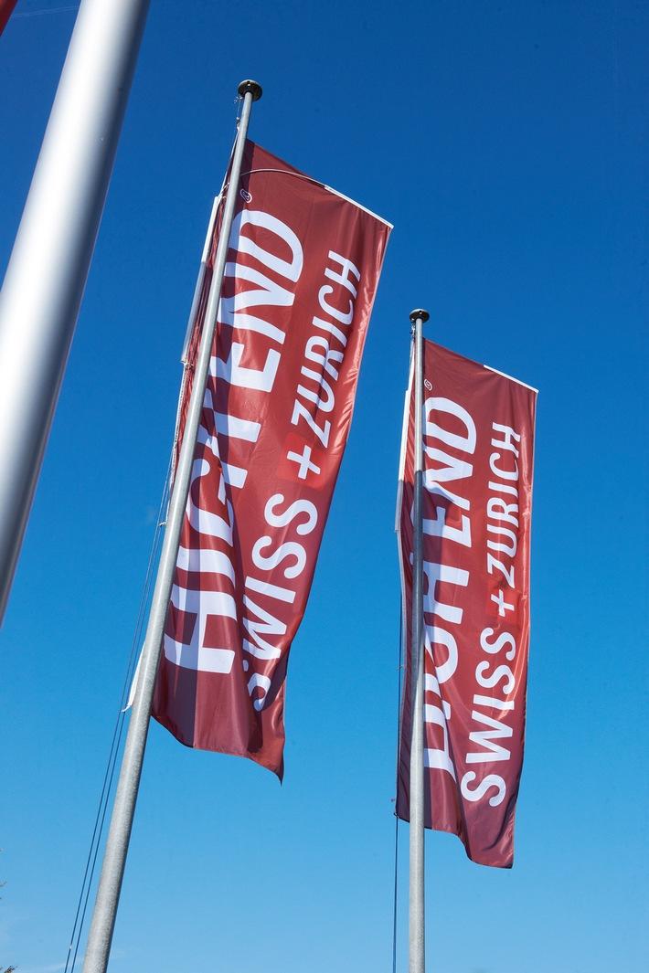 Die HIGH END SWISS als größte Schweizer Messe für hochwertige Unterhaltungselektronik