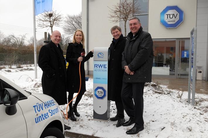 TÜV SÜD: Deutschland braucht intelligentes Gesamtkonzept für E-Mobilität (mit Bild)