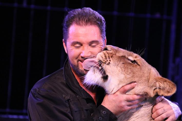 """Aktionsbündnis """"Tiere gehören zum Circus"""": Wildtierverbote sind der neue Veggie-Day"""