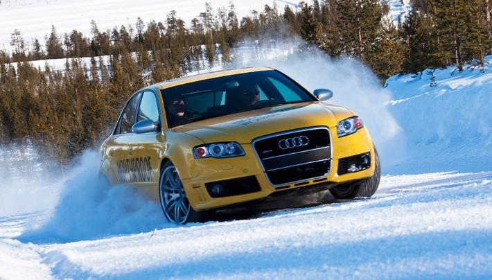 """Nokian-Winterreifen ist der Testsieger im Winterreifen-Test 2012 von """"auto motor sport"""" mit """"Sehr empfehlenswert"""""""