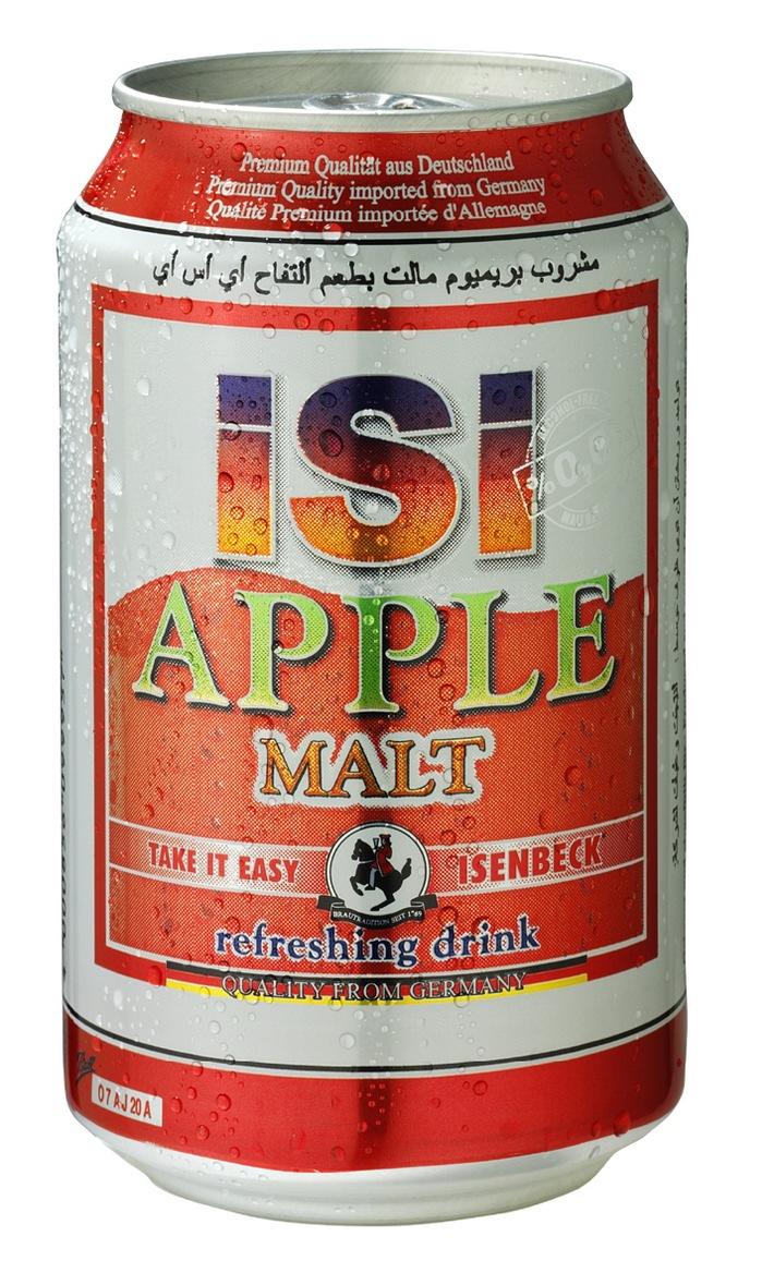 Produktpalette für den Export erweitert! / Warsteiner bringt mit der iSi-Range drei neue alkoholfreie Malzerfrischungsgetränke im Nahen Osten auf den Markt
