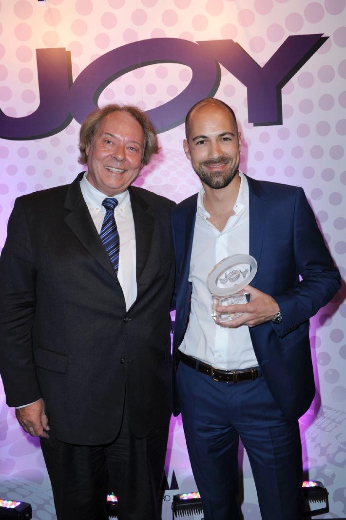 Schweizer Fashionlabel TALLY WEiJL gewinnt schon zum dritten Mal den JOY Trend Award
