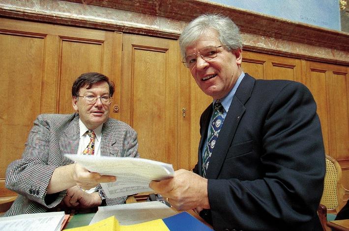 Promotion pour le désarmement chimique global: les motions Imhof et Paupe acceptées au Conseil national