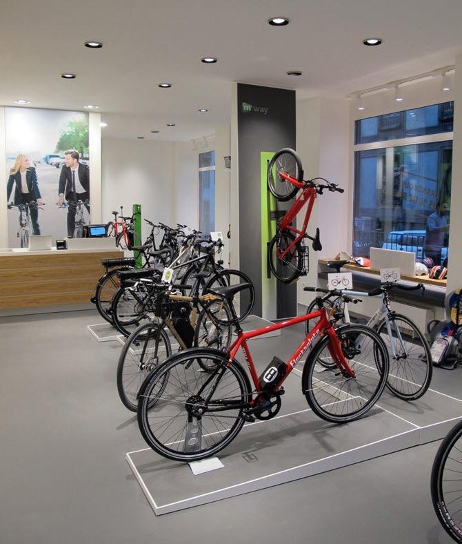 m-way apre il terzo shop, il primo nella Svizzera romanda