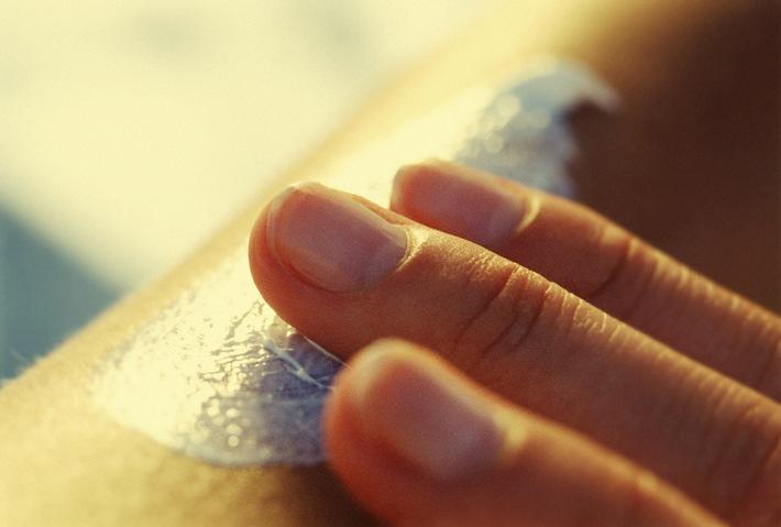 Trockene Haut im Herbst und Winter / Was Diabetiker beachten sollten