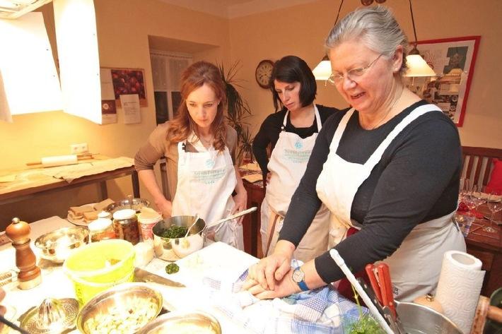 Kurse für Genießer und Hobby-Köche