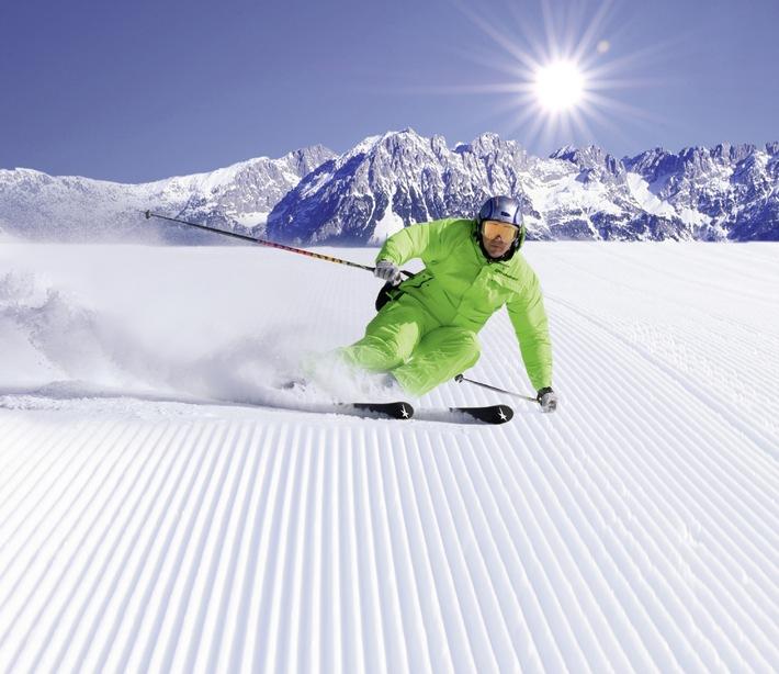 Das beste Skigebiet wird noch besser: SkiWelt Wilder Kaiser - Brixental investiert 10,5 Mio.