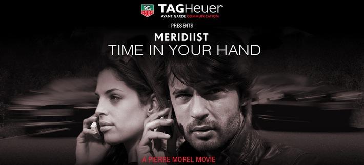 MERIDIIST - TAG Heuer lance une campagne marketing viral novatrice et ludique pour son téléphone de luxe