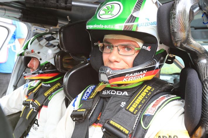 DRM: SKODA AUTO Deutschland Duo Kreim/Christian will Vorsprung ausbauen