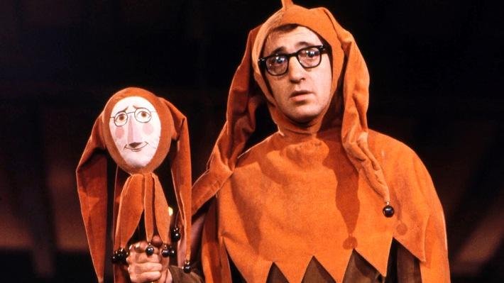 Woody Allen: a documentary am 3.12. im SWR Fernsehen 110-minütiger Film von Robert Weide über das Allroundgenie / Ausstrahlung um 23.15 Uhr