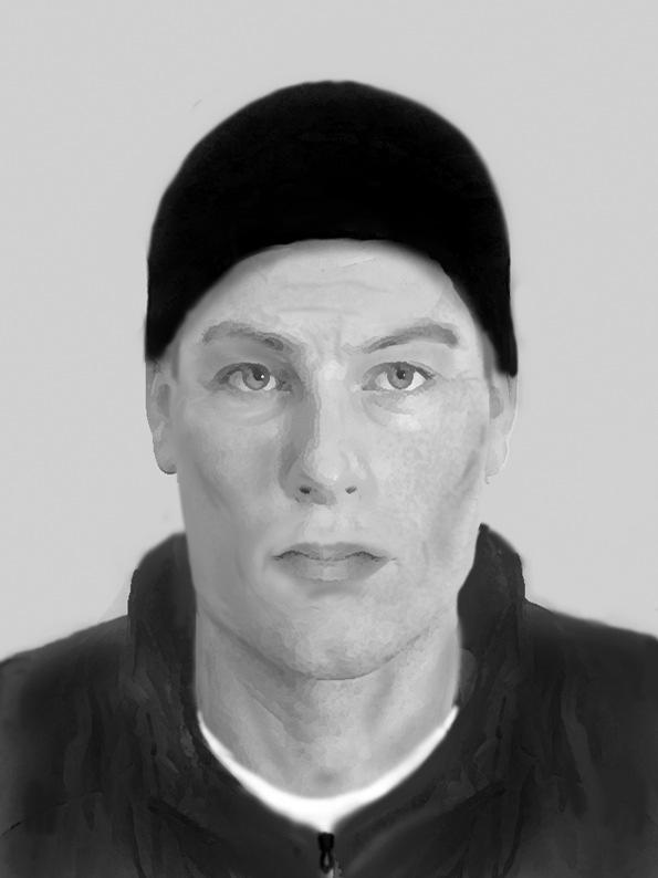 POL-SE: Rellingen: Polizei fahndet nach Angriff auf Frau in Rellingen mit Phantombild - Wer kennt den Mann?
