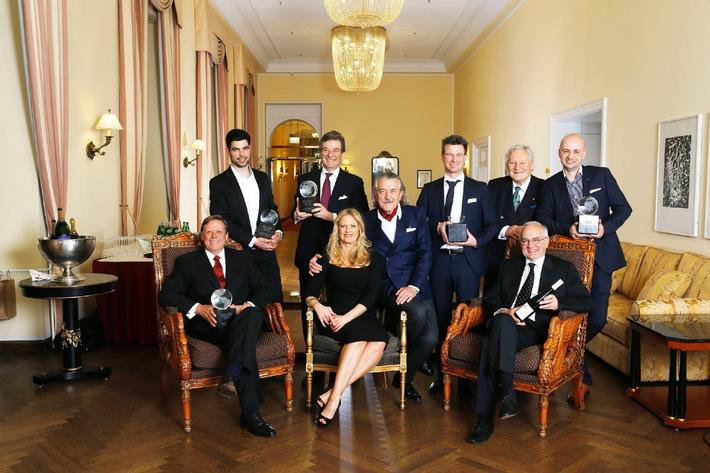 Die Preisträger der FEINSCHMECKER WINE AWARDS 2015