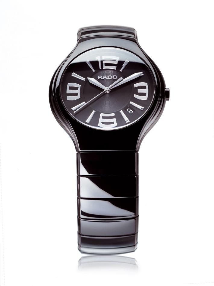 RADO TRUE - Zwei technologische Weltpremieren in einer Uhrenkollektion