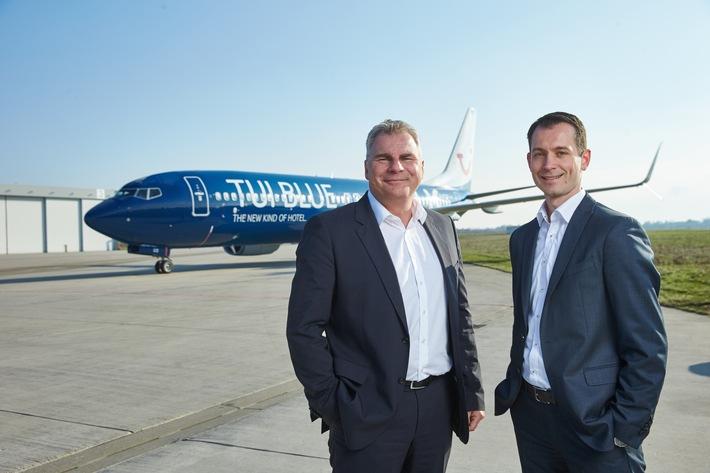 TUI BLUE - Neue Hotelmarke hebt ab