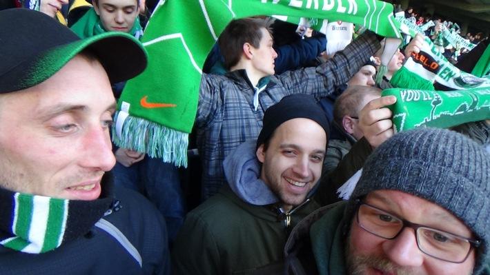 """""""Außer Kontrolle"""" / Dokumentation und Webspecial bei ZDFinfo zum Thema """"Radikale Fußballfans"""""""