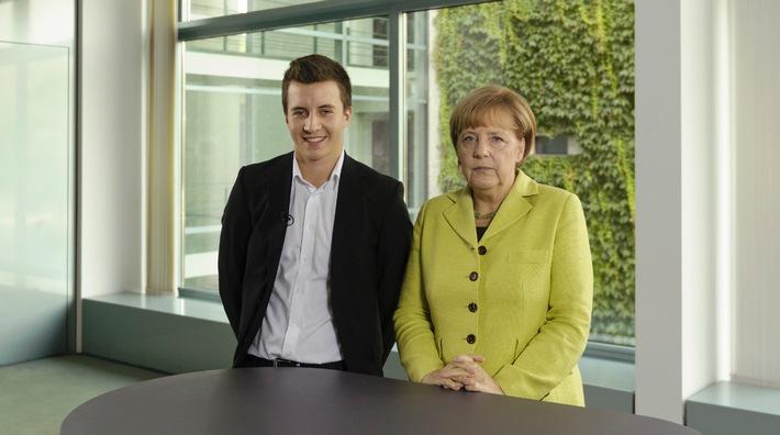 Merkel vor Hamburger IT-Gipfel: Geschickte Digitalisierung schafft mehr Jobs als sie kostet / Scholz: Digitale Transformation wird in Hamburg gestaltet