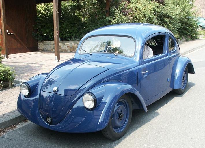 Rinasce una VW 30... 60 anni dopo !