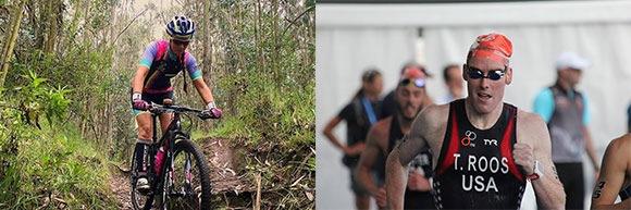 Die Stipendien der AISTS für das Jahr 2018 gehen an eine ecuadorianische Anwältin und einen amerikanischen Triathleten
