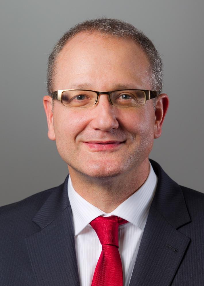 Ivo Rauh wird Vorstandsmitglied der DEKRA SE / Führungswechsel in der Business Unit Industrial (mit Bild)