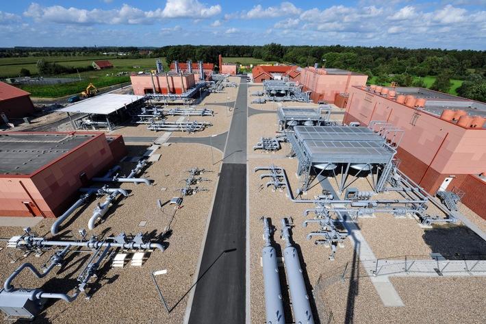 Trianel Gasspeicher Epe startet Speichervermarktung für 2017/18
