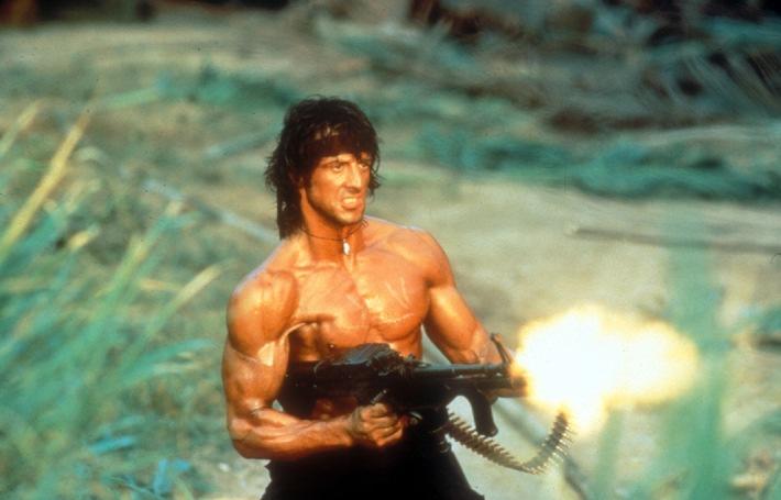 """Thomas Gottschalk: """"Ich habe mit dem 'Rambo'-Autoren Englisch gelernt"""""""