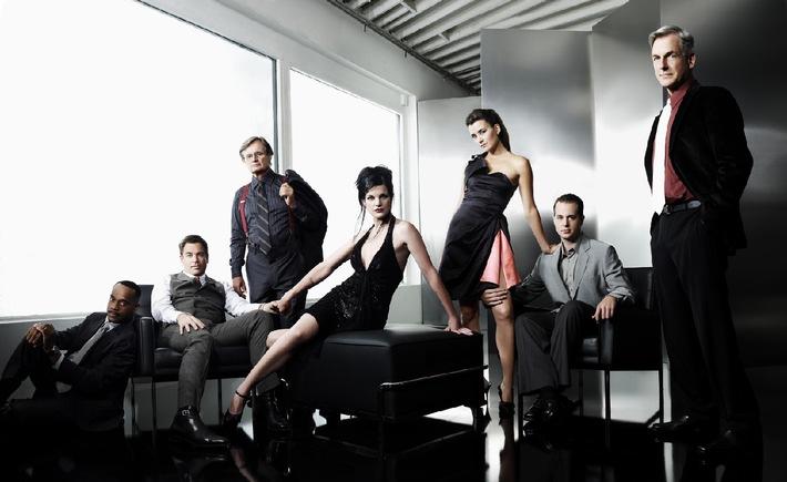 """Neue Folgen der erfolgreichsten Sat. 1-Serie """"Navy CIS"""" und die vierte Staffel """"Criminal Minds"""", ab 30. August 2009, ab 20.15 Uhr in Sat.1."""