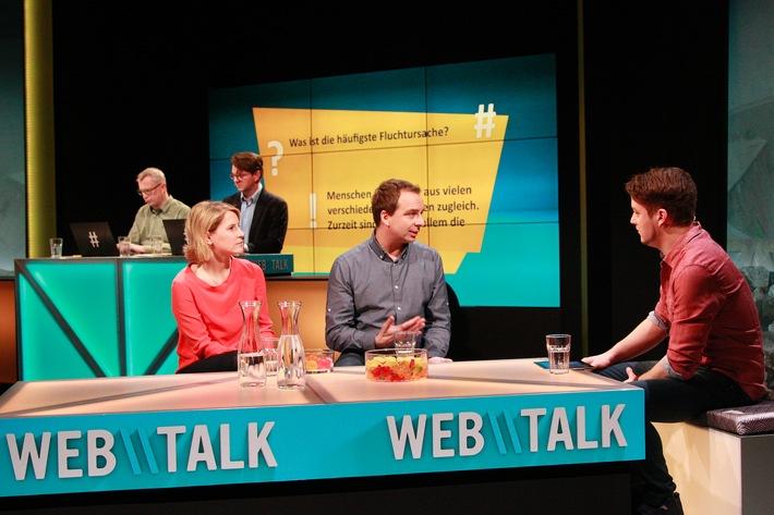Großer Zuspruch für Dialogangebot online und im TV / KiKA-Zuschauer diskutierten über Flüchtlinge und Integration