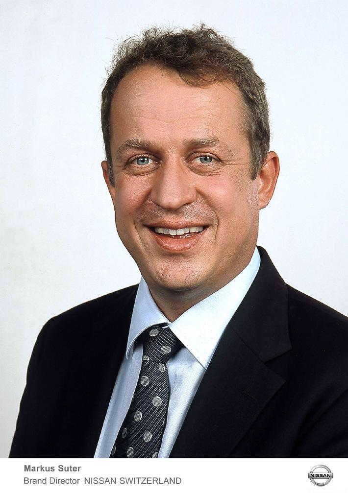 Une nouvelle direction pour Nissan Suisse - Markus Suter revient chez Nissan
