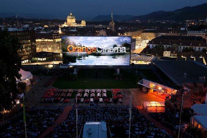OrangeCinema Bern - Viel Prominenz und Schmunzelei am Eröffnungsabend