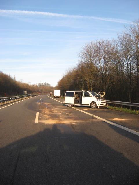 POL-PDPS: Verkehrsunfall mit Personenschaden