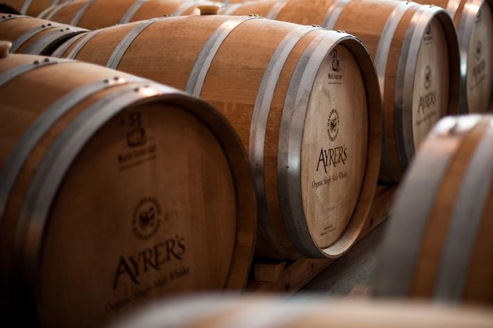 Nürnberg ist die Hochburg der deutschen Whisky-Szene -  Deutschlands bester Whisky kommt aus Nürnberg