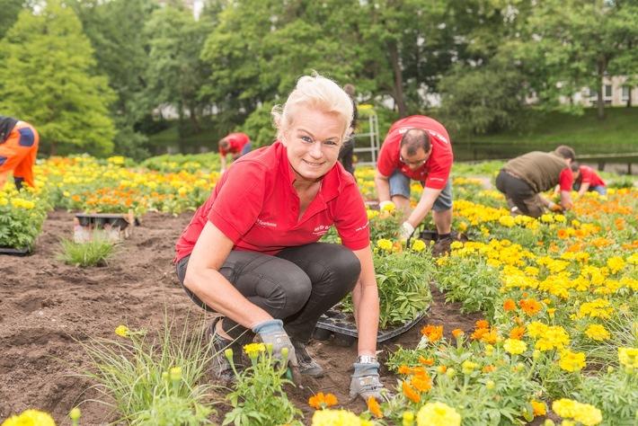 Sparkasse Bremen schließt für einen Tag die Pforten / Soziales Engagement im großen Stil für die Hansestadt