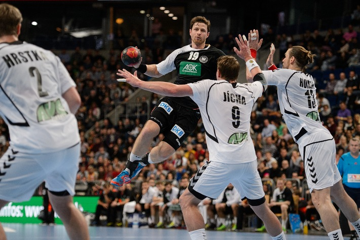 Großes Interesse an der Handball-WM auf Sky