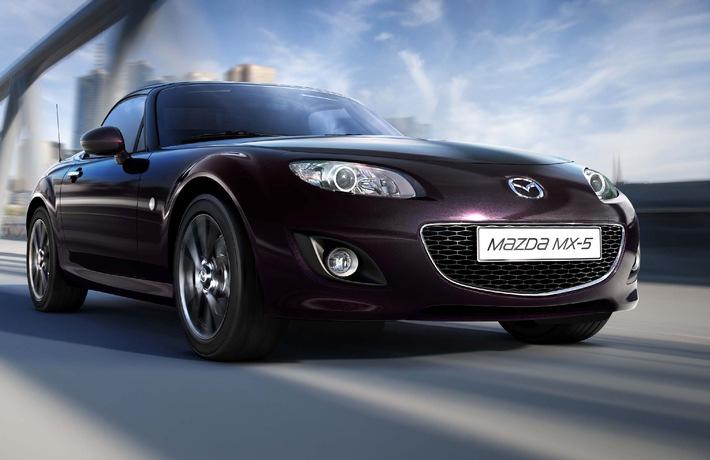Europapremiere des TAKERI-Konzepts von Mazda am Genfer Autosalon 2012