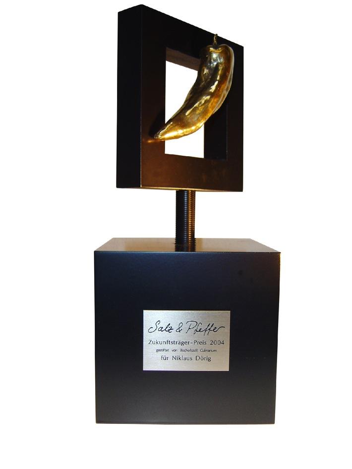"""Salz&Pfeffer: Pfefferzeichen-Verleihung 2006: Die """"Oscars"""" der Gastronomie"""