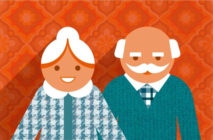 Beinahe 27 Millionen Menschen in der Europäischen Union sind 80 Jahre oder älter