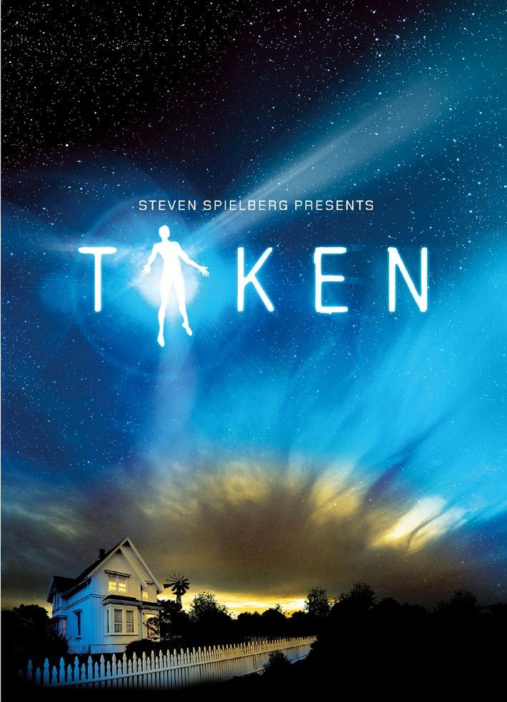 """Achtung, Aliens! """"Taken"""" am 13. Mai 2010, um 22.30 Uhr bei kabel eins"""