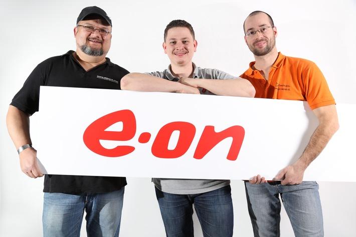 Aufgemotzte Stromspeicher in Hochglanz-Optik: Casemodder und E.ON rüsten Batterien fürs Eigenheim um