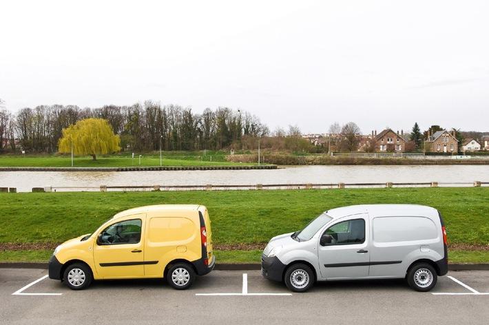 """La nouvelle gamme Renault Kangoo Express: des vehicules utilitaires vraiment """"particuliers"""""""