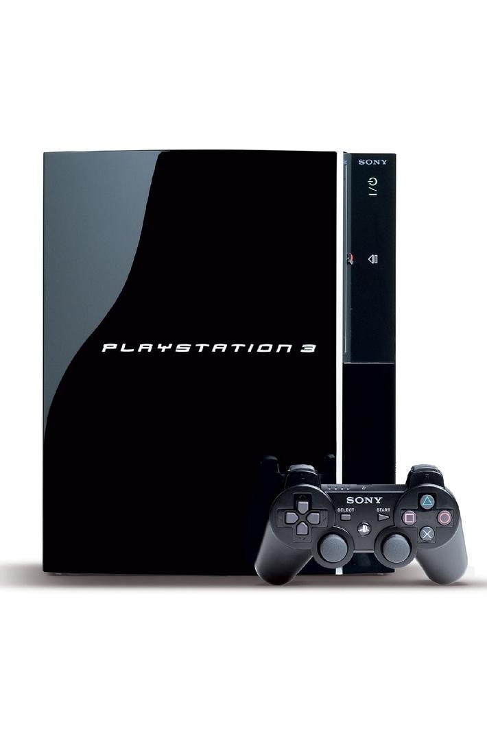 PlayStation 3 - zum Start Mitternachtsverkäufe und eine Launch-Party