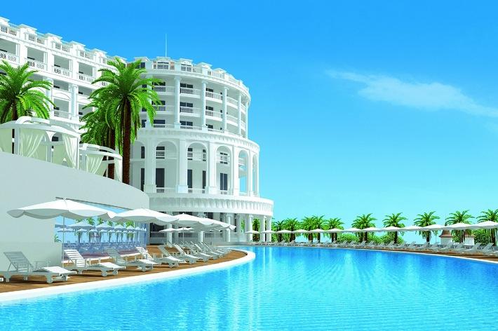 viel luxus f r wenig geld alltours erweitert im sommer sein f nf sterne angebot in der t rkei On juist 5 sterne hotel