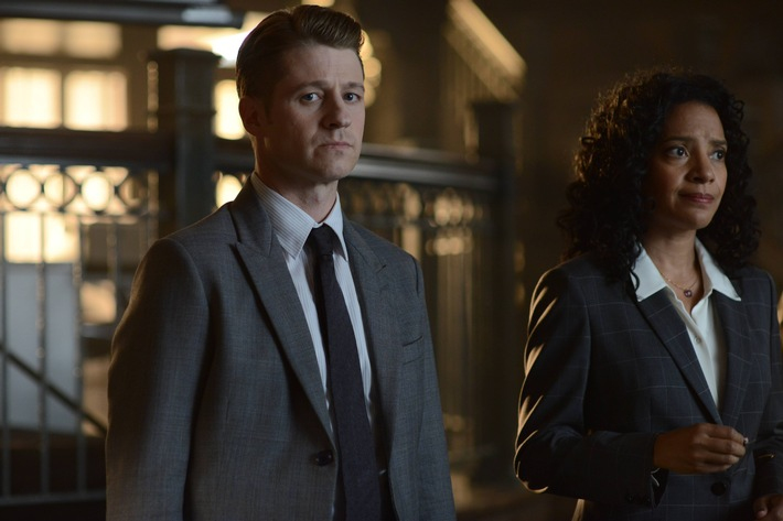 """Das Böse erhebt sich: Premiere der zweiten Staffel """"Gotham"""" am 13. September 2016 auf ProSieben"""