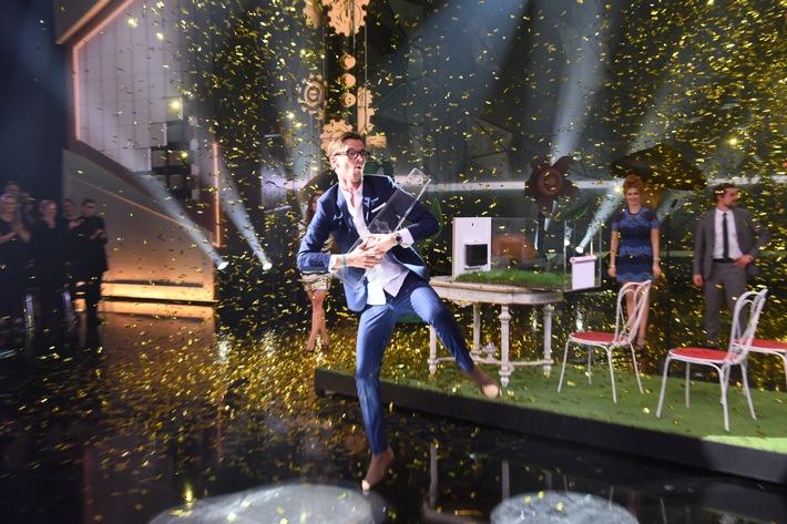 """Bester Show-Start von Joko und Klaas: """"DIE BESTE SHOW DER WELT"""" feiert mit starken 17,1 Prozent Marktanteil ihre Premiere auf ProSieben"""