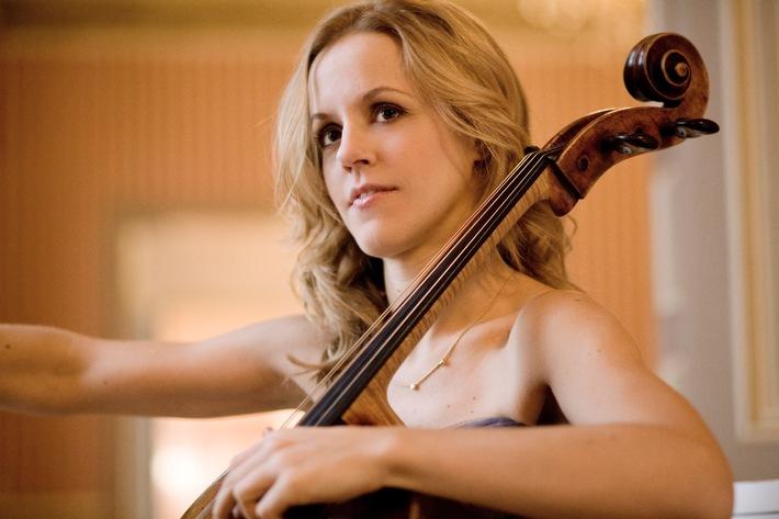 Migros-Pour-cent-culturel-Classics: tournée III de la saison 2013/2014 / Sol Gabetta et l'Orchestre de chambre de Bâle en tournée