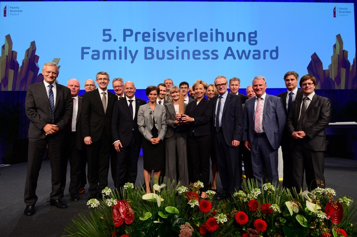 FRAISA SA remporte le Family Business Award 2016